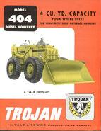 Trojan 404 brochure
