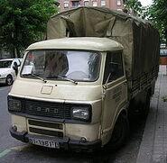 1970s EBRO F106 truck