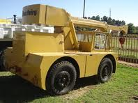 1975 IRON FAIRY IF5M Diesel crane