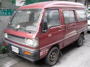 1980s CMC Varica van