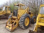 A 1970s weatherill b336 4WD loader