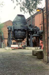 Bessemer Converter Sheffield