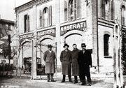 Four Maserati brothers