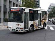Hinomaru 811 metrolink-nihonbashi