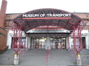 Museum of Transport Glasgow