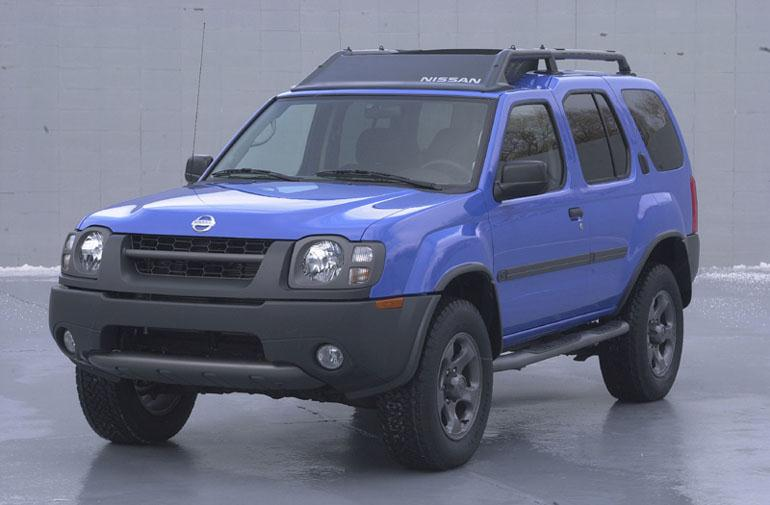 nissan xterra | tractor & construction plant wiki | fandom powered