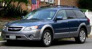 2008-2009 Subaru Outback -- 07-15-2010