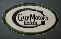 An original GUY MOTORS LIMITED Emblem