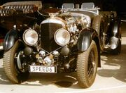 Bentley 6,5-Litre Speed Six Tourer