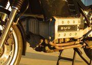 Bmw k100 engine i4 1000cc k100rs