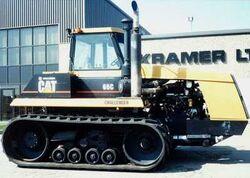 Cat Challenger 65C - 1993