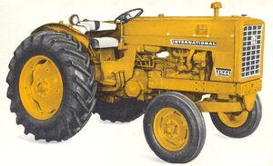International 2544 gas 1969