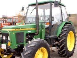 JD 2300 MFWD (Zetor)1996