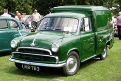 Morris ½-ton Series III Van of 1959