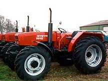 Steyr 964E MFWD - 2001