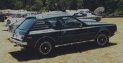 1972 AMC Gremlin X green 5-litre V8 Nashville