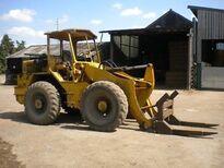 A 1980s Bray 546 Diesel Forest Loader