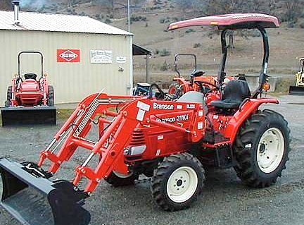 Branson 3110i | Tractor & Construction Plant Wiki | FANDOM powered