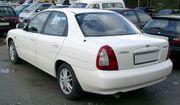 Daewoo Nubira rear 20081007