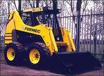 Fermec 550V skid steer - 2001