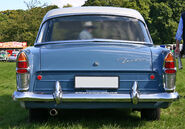 Ford Zephyr 206E tail