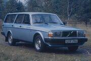 Volvo 245 MY 1981 LYF 796