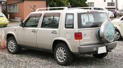 1997-2000 NISSAN Rasheen rear