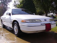 92 Crown Victoria Police
