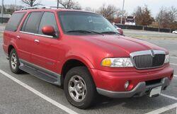 98-02 Lincoln Navigator