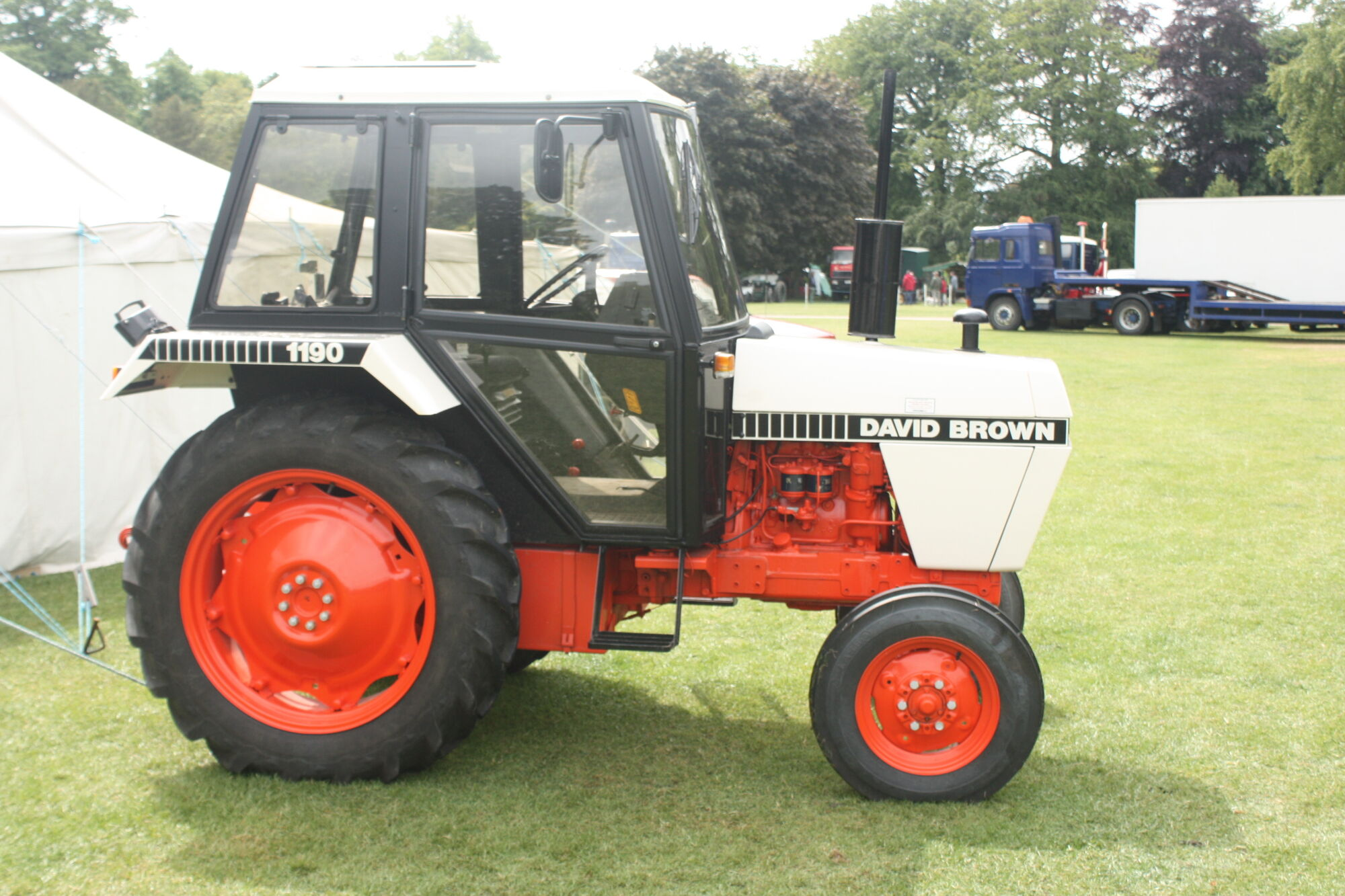 David Brown 1190 | Tractor & Construction Plant Wiki | FANDOM powered by  Wikia