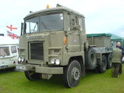 Scammell Crusader - KBC 116N at Lincoln 08 - DSC00042