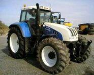 Steyr CVT 170 MFWD (blue & white) - 2002
