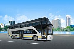 Yaxing JS6130SH bus