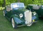 '48 Singer 9 Roadster (Hudson)