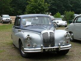 Daimler Majestic 3.8-litre saloon 5918251882 618488d172 o-1