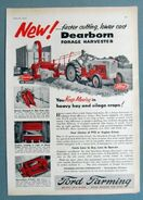 Dearborn forage harvester ad