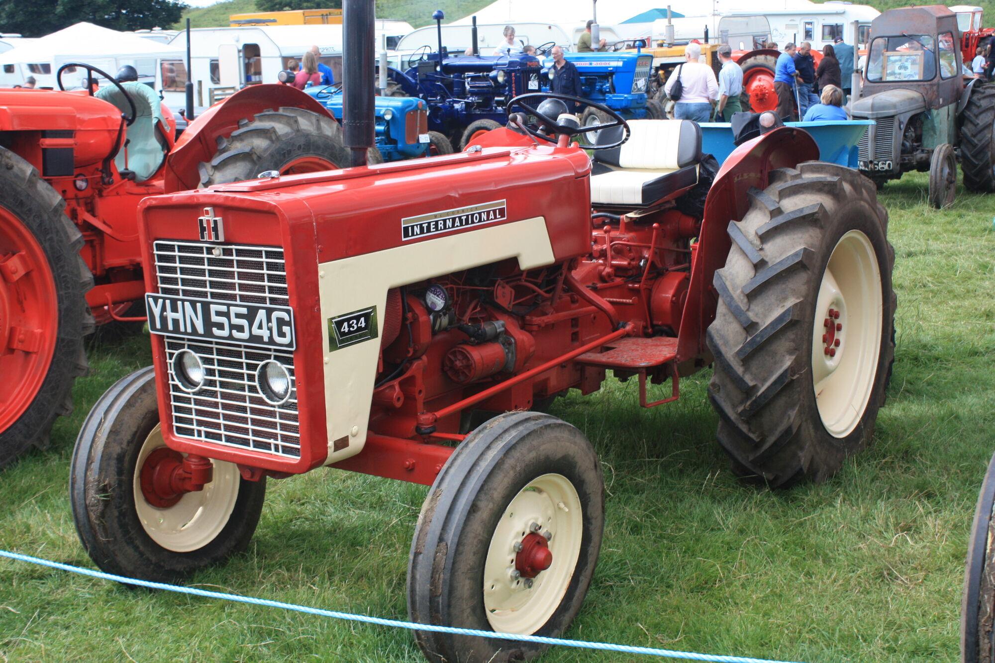 International 434 | Tractor & Construction Plant Wiki | FANDOM powered by  Wikia