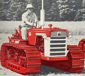 International TD-5 1960