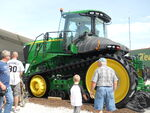 JD 9560 RT w tracks - 2011