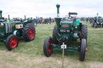 Marshall tractor sn 1002 - (BBD 911) at Carrington 2011 IMG 6334