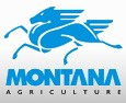 Montana logo (cotton picker)