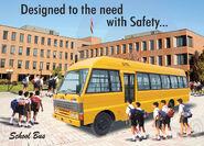 SML School bus - 2012