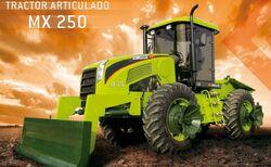 Zanello (CMZ) MX 250 4WD - 2013
