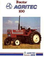Agritec 100 brochure