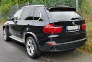 BMW X5 II 20090913 rear