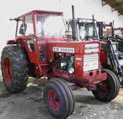 BM Volvo T 650 | Tractor & Construction Plant Wiki | FANDOM