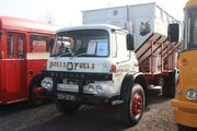 Bedford TM coal lorry at Donington 09 - IMG 6145small