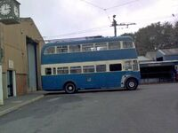 Black Country Living Museum Bus