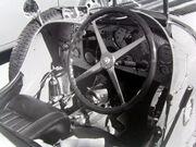 Bugatti 51 Cockpit