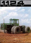 Engesa 1124 4WD brochure